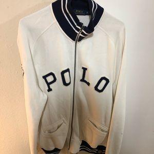 Polo zip hoodie